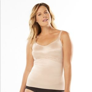 LACE FULL SUPPORT CAMI